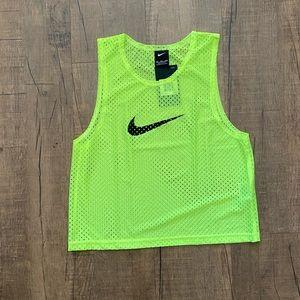 Nike Training Bib Color Yellow Size S/M